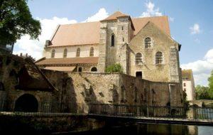 Programme Perspectives à la Collégiale Saint-André de Chartres