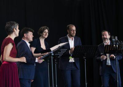 Ensemble Perspectives au festival Debussy