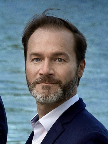 Geoffroy Heurard - baryton-basse & directeur musical Ensemble Perspectives