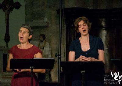 Ensemble Perspectives au festival Vochora