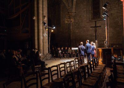 Perspectives en concert à Rocamadour